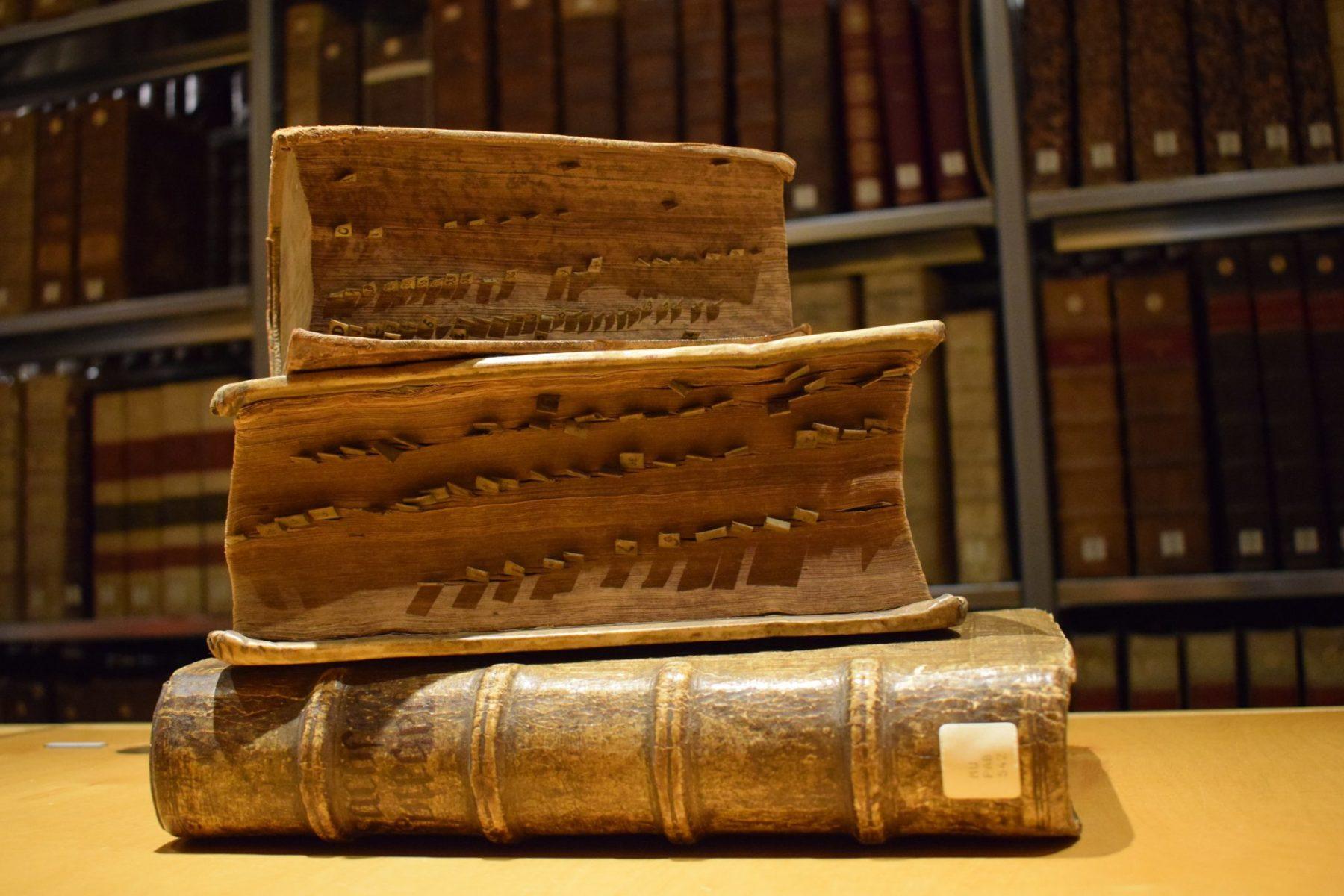 De Saksenspiegel en twee wettenbundels uit 1604 en 1663-1664
