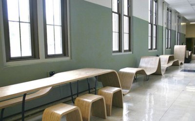 Informal study places within UM campus