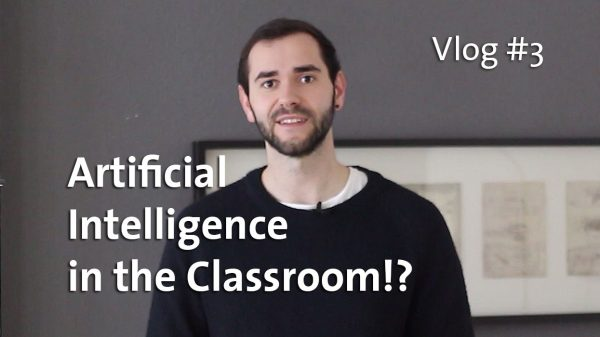 Library Vlog #3: AI in the classroom