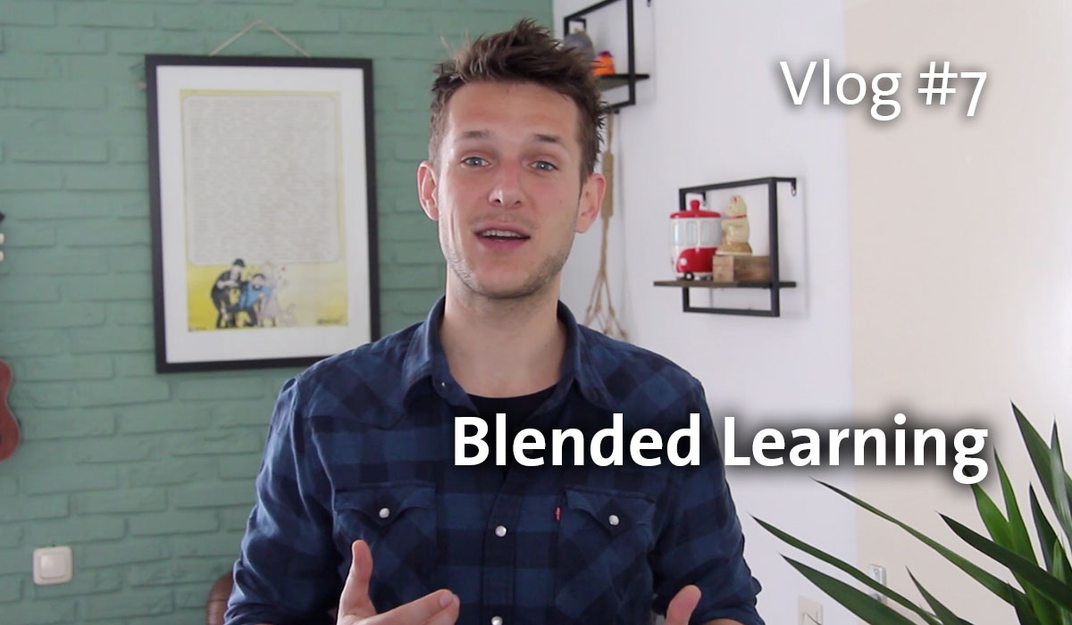 Library Vlog #7: Blended Learning