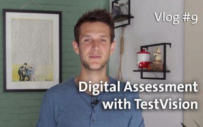 Library Vlog #9: Digital Assessment with TestVision