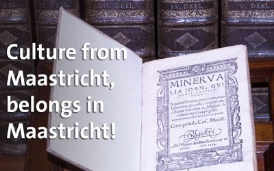 We've made it: Minervalia is back in Maastricht!