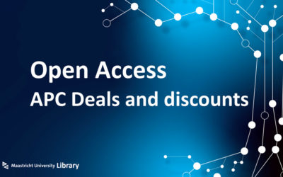 Free Open Access publishing quota at Springer Nature and Emerald almost reached