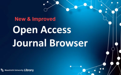 The new Open Access Journal Browser