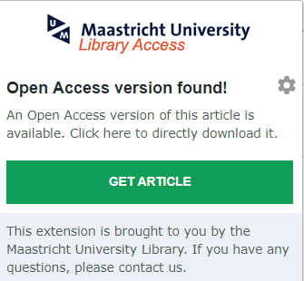 library access - get article