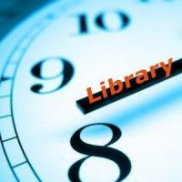 Library Summer opening hours 2017