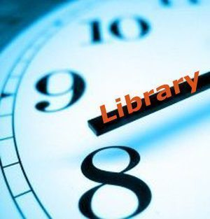 Extended library hours during the UM Bachelor's Day