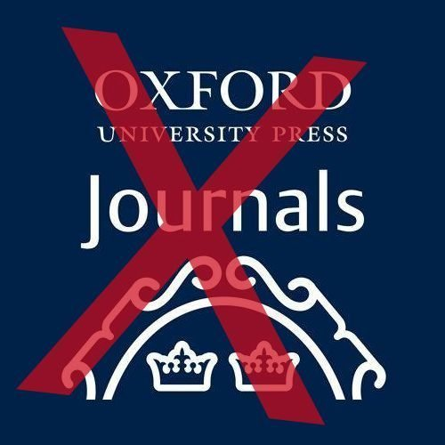 No agreement between VSNU and Oxford University Press