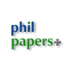 philpapers online research in philosophy online library  philpapers online research in philosophy
