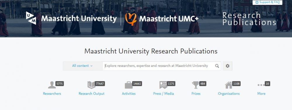 Research Publications Portal