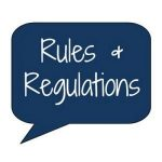 Library regulations and house rules