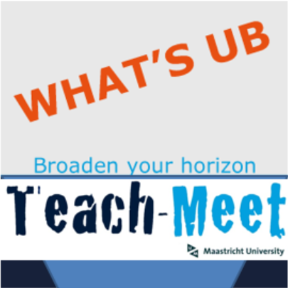 Assessment seminar – What's UB joins the UM Teach Meet